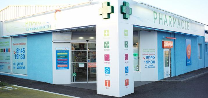 Pharmacie Monger, Oloron Sainte Marie