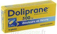 DOLIPRANE 500 mg Gélules B/16 à Oloron Sainte Marie