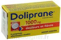DOLIPRANE 1000 mg Comprimés effervescents sécables T/8 à Oloron Sainte Marie