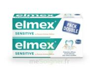 ELMEX SENSITIVE DENTIFRICE, tube 75 ml, pack 2 à Oloron Sainte Marie