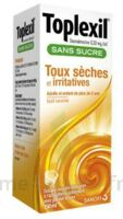 TOPLEXIL 0,33 mg/ml sans sucre solution buvable 150ml à Oloron Sainte Marie