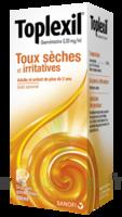 TOPLEXIL 0,33 mg/ml, sirop 150ml à Oloron Sainte Marie