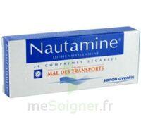 NAUTAMINE, comprimé sécable à Oloron Sainte Marie