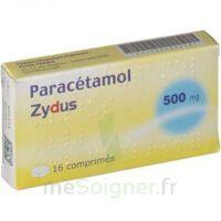 PARACETAMOL ZYDUS 500 mg, comprimé à Oloron Sainte Marie