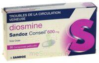 DIOSMINE SANDOZ CONSEIL 600 mg, comprimé pelliculé à Oloron Sainte Marie