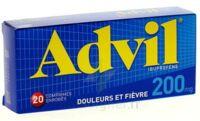 ADVIL 200 mg, 20 comprimés enrobés B/20 à Oloron Sainte Marie
