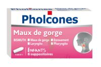 PHOLCONES BISMUTH ENFANTS, suppositoire à Oloron Sainte Marie