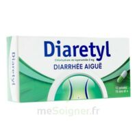 DIARETYL 2 mg, gélule à Oloron Sainte Marie