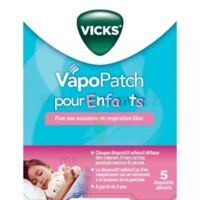 VICKS VAPOPATCH ENFANTS à Oloron Sainte Marie
