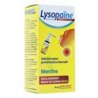 LYSOPAINE Maux Gorge spray AMBROXOL.MENTHE 20ML à Oloron Sainte Marie