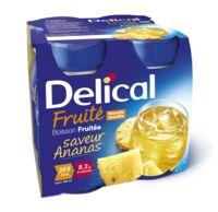 DELICAL BOISSON FRUITEE Nutriment ananas 4Bouteilles/200ml à Oloron Sainte Marie