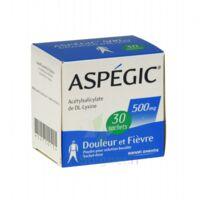 ASPEGIC 500 mg, poudre pour solution buvable en sachet-dose 30 à Oloron Sainte Marie