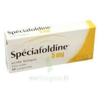 SPECIAFOLDINE 5 mg, comprimé à Oloron Sainte Marie