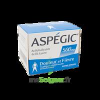 ASPEGIC 500 mg, poudre pour solution buvable en sachet-dose 20 à Oloron Sainte Marie