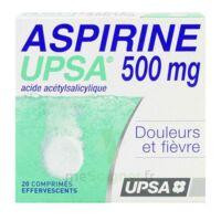 ASPIRINE UPSA 500 mg, comprimé effervescent à Oloron Sainte Marie