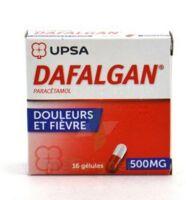 DAFALGAN 500 mg Gélules 2plq/8 (16) à Oloron Sainte Marie