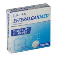 EFFERALGANMED 500 mg, comprimé effervescent sécable à Oloron Sainte Marie