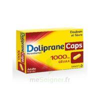 DOLIPRANECAPS 1000 mg Gélules Plq/8 à Oloron Sainte Marie