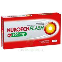 NUROFENFLASH 400 mg Comprimés pelliculés Plq/12 à Oloron Sainte Marie