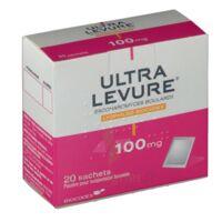 ULTRA-LEVURE 100 mg Poudre pour suspension buvable en sachet B/20 à Oloron Sainte Marie