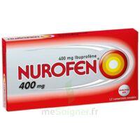 NUROFEN 400 mg Comprimés enrobés Plq/12 à Oloron Sainte Marie