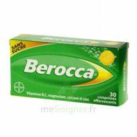 Berocca Comprimés effervescents sans sucre T/30 à Oloron Sainte Marie