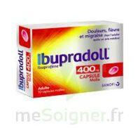 IBUPRADOLL 400 mg Caps molle Plq/10 à Oloron Sainte Marie