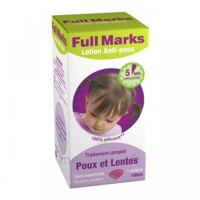 Full Marks Lotion antipoux et lentes 100ml+peigne à Oloron Sainte Marie