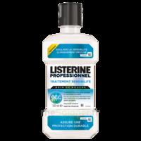 Listerine Professionnel Bain bouche traitement sensibilité 500ml à Oloron Sainte Marie