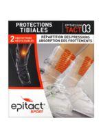 EPITACT SPORT PROTECTIONS TIBIALES EPITHELIUMTACT 03, bt 2 à Oloron Sainte Marie
