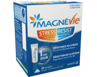 Magnevie Stress Resist Poudre orale B/30 Sticks à Oloron Sainte Marie
