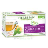Herbesan Infusion Bio Tisane ventre plat 20 Sachets à Oloron Sainte Marie