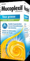 MUCOPLEXIL 5 % Sirop édulcoré à la saccharine sodique sans sucre adulte Fl/250ml à Oloron Sainte Marie